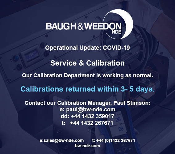 BW Covid update Service and Cal